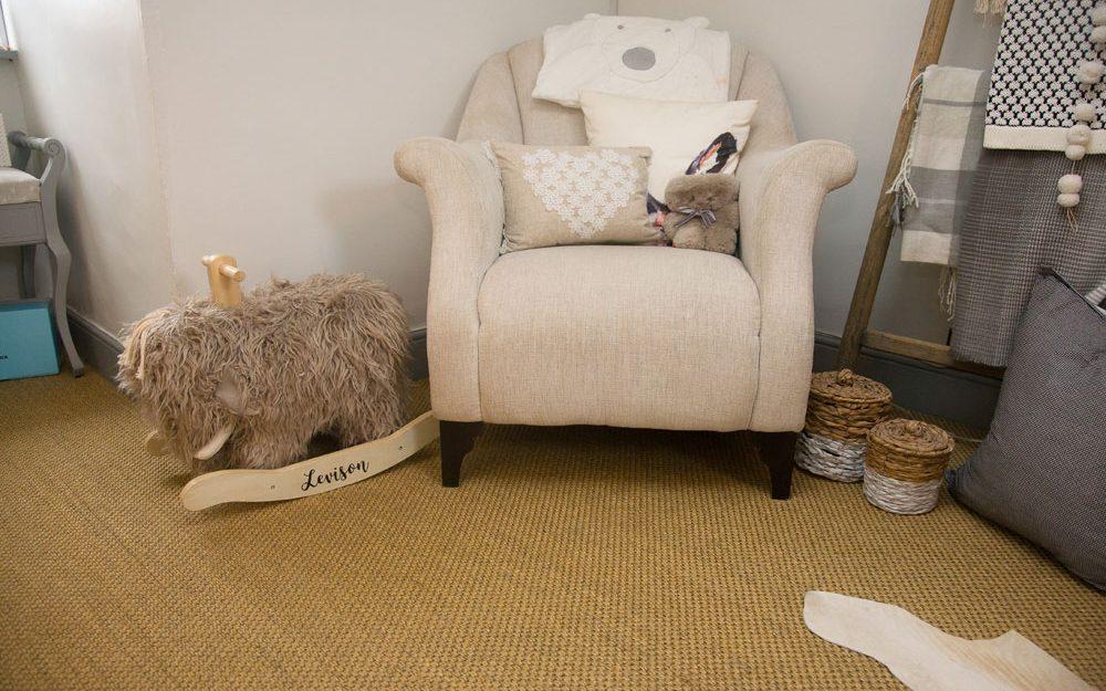 Natural Fibre Carpet